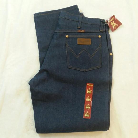 1f8f0d07 Wrangler Jeans: Men's Rigid Indigo 31MWZ DN Cow. NWT. Wrangler.  M_5b99423e951996d8f3a828c4. M_5b99424e9539f762f7274097.  M_5b99425fbb76158fa478df73